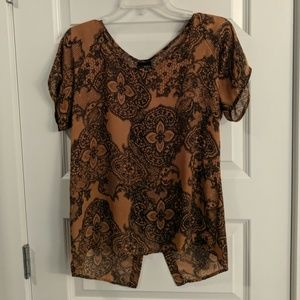 Daytrip Morraccan Blouse